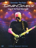David Gilmour: Remember That Night - Disc 2