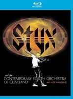 Концерт Styx And The Contemporary Youth Orchestra: One With Everything