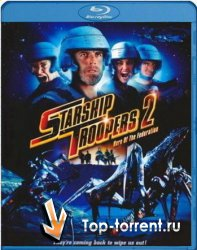 ������� ������ 2: ����� ��������� / Starship Troopers 2: Hero of the Federation
