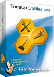 TuneUp Utilities 2009 + Portable + Русификатор