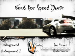Need For Speed Soundtracks