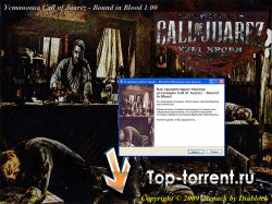 Call of Juarez: bound in blood / Repack