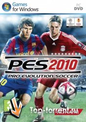 Pro Evolution Soccer 2010[Repack] (Demo)+Патч