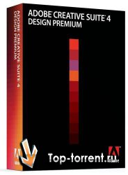 Adobe CS4 Design Premium