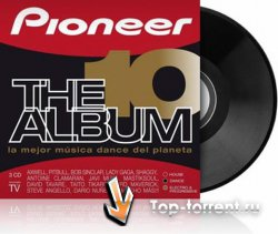 VA - Pioneer The Album Vol. 10 (3 CDs)