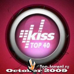 KissFM Top 40 [October 2009]