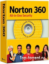 Norton 360 Final Russian Edition
