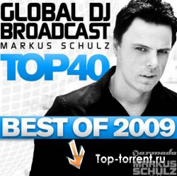 Global DJ Broadcast - Top 40 Best Of 2009