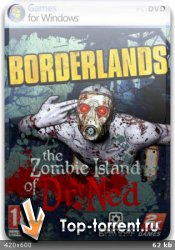 Borderlands: The Zombie Island of Dr.Ned