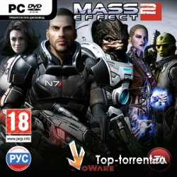 Mass Effect 2 (2010) Digital Deluxe Edition Русская версия