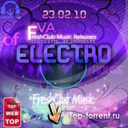 VA - FreshClub Music Releases of Electro House