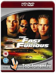Форсаж / Fast and the Furious (2001)