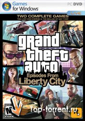 Grand Theft Auto IV - Episodes From Liberty City/PC(Repack)