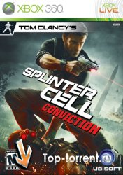 [XBOX 360] Tom Clancy`s Splinter Cell: Conviction