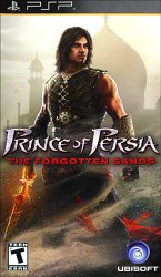 [PSP] Prince of Persia: The Forgotten Sands