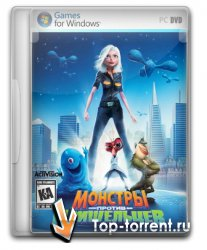 Monsters vs. Aliens - The Videogame
