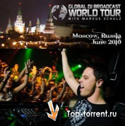 Markus Schulz - Global DJ Broadcast: World Tour - Moscow, Russia