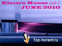 VA - Electro house pack 2 2010