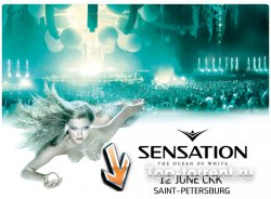 Sensation Russia - The Ocean of White