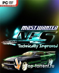 NFS: Most Wanted - Technically Improved 2010