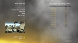 Modern Warfare 2 AlterIWNet Pre-Final v.1.3.37a/PC