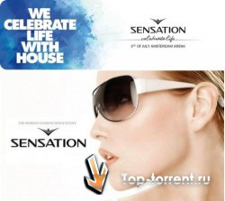 Sensation White - We Celebrate life with house. Amsterdam