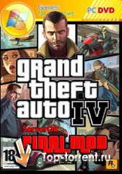 GTA IV Final Mod (2010) PC
