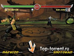 [PS2] Mortal Kombat: Deadly Alliance