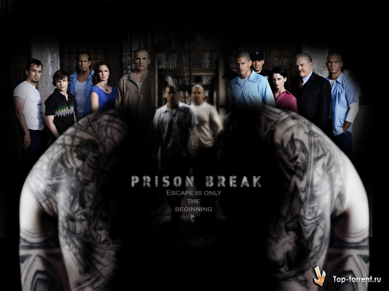 Побег из тюрьмы: финальный побег / prison break: the final break.