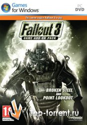 Fallout 3: Broken Steel and Point Lookout