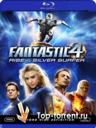 �������������� �������� 2: ��������� ����������� ������� / Fantastic Four: Rise of the Silver Surfer