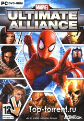 Marvel: Ultimate Alliance (2006/PC/Eng)