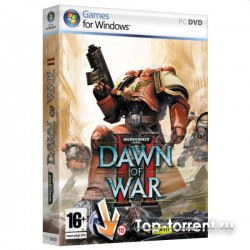 Warhammer 40000: Dawn of War 2 + Chaos Rising Expansion/PC(Repack's)