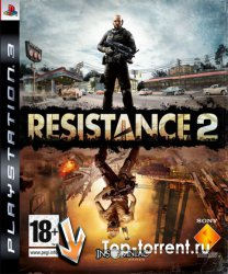 [PS3] Resistance 2 [FULL]