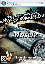 Need For Speed: Most Wanted Muscle
