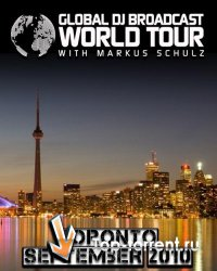 Markus Schulz - Global DJ Broadcast World Tour: Toronto, Canada