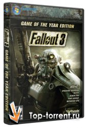 Fallout 3 Золотое издание / Fallout 3 Game of The Year Edition
