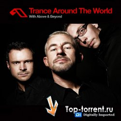 Above and Beyond - Trance Around The World 341 - guest Nic Chagall