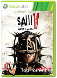 Saw 2: Flesh and Blood (2010) XBOX 360