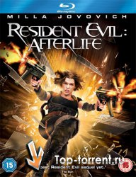 ������� ��� 4: ����� ����� ������ / Resident Evil: Afterlife (2010) HDRip