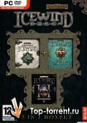 Icewind Dale Megapack GOLD Edition (prowler) (RUS) [Repack]