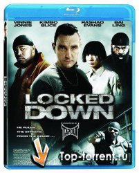 Запертый / Взаперти / Locked Down [2010, HDRip] AVO (Чадов)