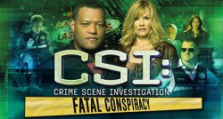 CSI: Fatal Conspiracy (RePack by Ultra) [2010]