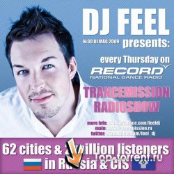 DJ Feel - TranceMission [25-11] (2010) MP3