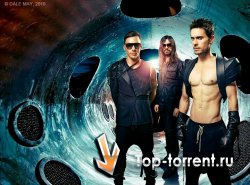 30 Seconds to Mars Hurricane (censored) [2010, TVRip]