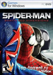 Spider-Man: S​hattered Dimensions/PC(Repack от Fenixx)