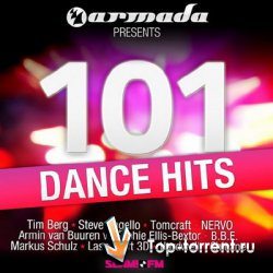 VA - Armada Presents 101 Dance Hits