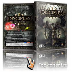 Disciples 3.Орды нежити / Disciples 3.Resurrection (Акелла) (RUS) [Repack]