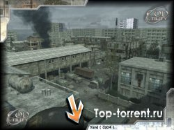 Кастомные карты для Call of Duty 4