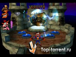Crash Bandicoot 1,2,3 / PC